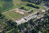 Tienrade Neubaugebiet: EUROPA, DEUTSCHLAND, HAMBURG, (GERMANY), 19.08.2017: Tienrade Neubaugebiet