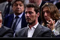 3rd November 2019, AccorHotels Arena, Bercy, Paris, France; Rolex Paris masters Tennis tournament, finals day;  Marat Safin