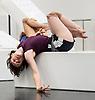 Shobana Jeyasingh Dance, Contagion, Rehearsals, Here East