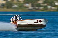 "JS-51 ""Last Blast"" (Jersey Speed Skiff)"