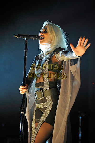 LONDON, ENGLAND - NOVEMBER 28: Alana Watson of 'Nero' performing at Brixton Academy on November 28, 2015 in London, England.<br /> CAP/MAR<br /> &copy; Martin Harris/Capital Pictures