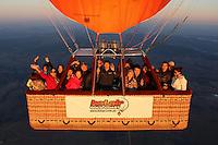 20150819 August 19 Hot Air Balloon Gold Coast