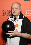 John Doman attends The Second Stage Theater's  32nd Annual All-Star Bowling Classic at the Lucky Strike on February 11, 2019 in New York City.