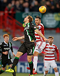 Steven Whittaker and Dougie Imrie
