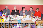 FUN: Enjoying great fun at the Ballymac Bazzar at the St Brendan's community centre, Ballymac on Sunday l-r: Gerry Savage, Judy O'Connor, Maureen Harris, Joan Harrington and Florence Ahern.