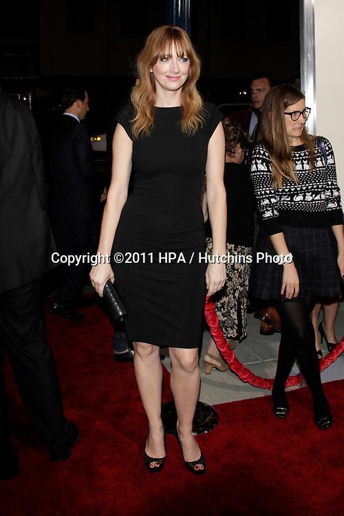 "LOS ANGELES - NOV 15:  Judy Greer arrives at ""The Decendents"" Premiere at AMPAS Samuel Goldwyn Theater  on November 15, 2011 in Beverly Hills, CA"