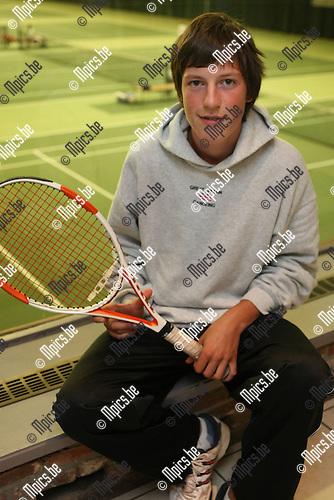 2008-06-07 / Tennis / Nick Ivanov..Foto: Maarten Straetemans (SMB)