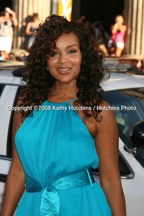 "LisaRaye arriving at Grauman's Chinese Theater for  the premiere of ""Hancock"" in Los Angeles, CA on.June 30, 2008.©2008 Kathy Hutchins / Hutchins Photo ."
