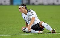 FUSSBALL  EUROPAMEISTERSCHAFT 2012   VORRUNDE Daenemark - Deutschland       17.06.2012 Mesut Oezil (Deutschland) enttaeuscht