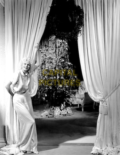 Jean Harlow<br /> *Filmstill - Editorial Use Only*<br /> CAP/KFS<br /> Image supplied by Capital Pictures