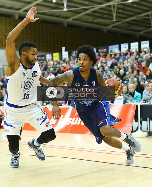 NBL Basketball: Nelson Giants v Wellington Saints Saturday May 23rd Nelson New Zealand ,Evan Barnes / Shuttersport.