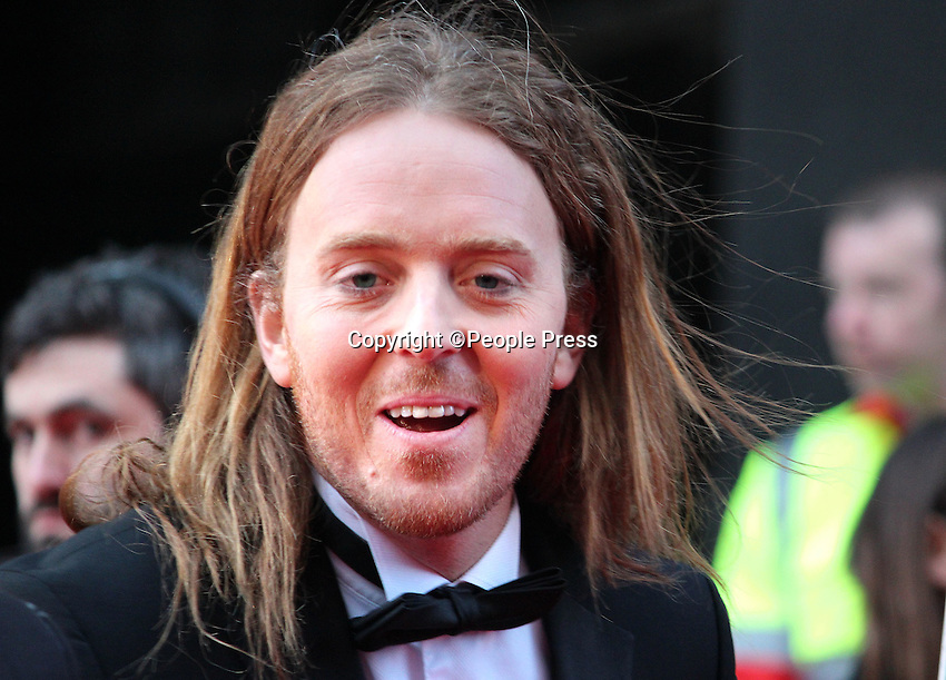 London - Tim Minchin at the Olivier Awards held at the Royal Opera House, Covent Garden, London - April 15th 2012..Photo by People Press.
