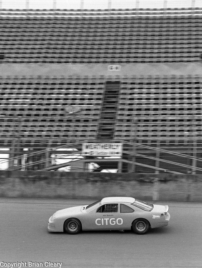 pre season testing for Daytona 500 at Daytona International Speedway in January  1989.  (Photo by Brian Cleary/www.bcpix.xom)