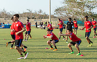 USMNT U-23 Training, March 23, 2016