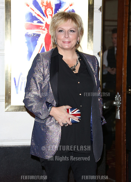 Jennifer Saunders arriving for VIVA Forever Spice Girls the Musical held at the Piccadilly Theatre. 11/12/2012 Picture by: Henry Harris / Featureflash
