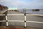 Pier and sea front, Penarth,  Wales