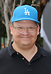 Andy Richter arriving at the premiere of Goosebumps held at the Regency Village Theatre Los Angeles, CA. October 4, 2015