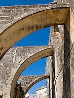 Botrugno (LE) - Salento - Retro Chiesa Madre