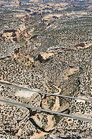I70 through Canyonlands Utah