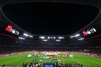 24.08.2018, Fussball 1. Bundesliga 2018/2019, 1. Spieltag, FC Bayern M¸nchen - TSG 1899 Hoffenheim, in der Allianz-Arena M¸nchen. Eroeffnung der neuen Bundesliga-Saison ***DFL regulations prohibit any use of photographs as image sequences and/or quasi-video.*** *** 24 08 2018 Soccer 1 Bundesliga 2018 2019 1 Gameday FC Bayern Munich TSG 1899 Hoffenheim at the Allianz Arena Munich Opening of the new Bundesliga Season DFL regulations prohibit any use of images as image sequences or quasi video  <br /> Bundesliga<br /> Foto Imago/Insidefoto <br /> ITALY ONLY