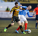Kyle Benedictus and Kenny Miller