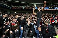 Fussball Uefa Champions League 2011/12: Bayer 04 Leverkusen - FC Chelsea