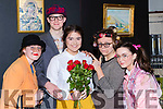 Roisin Scanlon, Moya Sheehan Moss O'Callaghan, Faye Conway and Mary Healy who performed Its The Real McCoy at the St Patricks College and Castleisland Presentation Secondary school drama in St Johns Hall on Thursday night