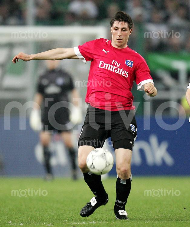 Fussball   1. Bundesliga   Saison 2006/2007 Matthias ABEL (Hamburger SV), Einzelaktion am Ball