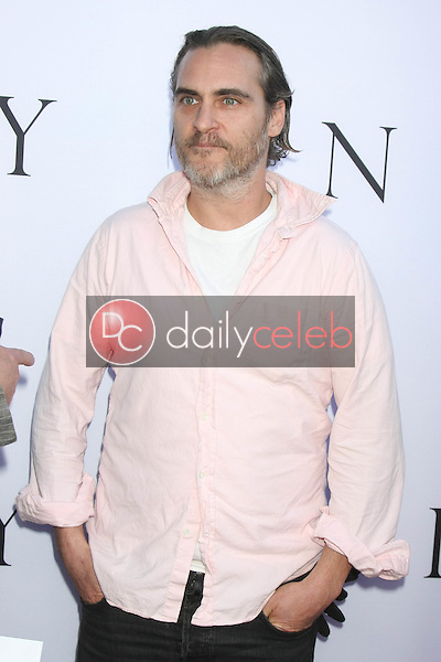 """Joaquin Phoenix<br /> <br /> at the """"Unity"""" Documentary World Premeire, Director's Guild of America, Los Angeles, CA 06-24-15"""