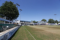 General view of the ground ahead of Essex CCC vs Somerset CCC, Specsavers County Championship Division 1 Cricket at The Cloudfm County Ground on 27th June 2018