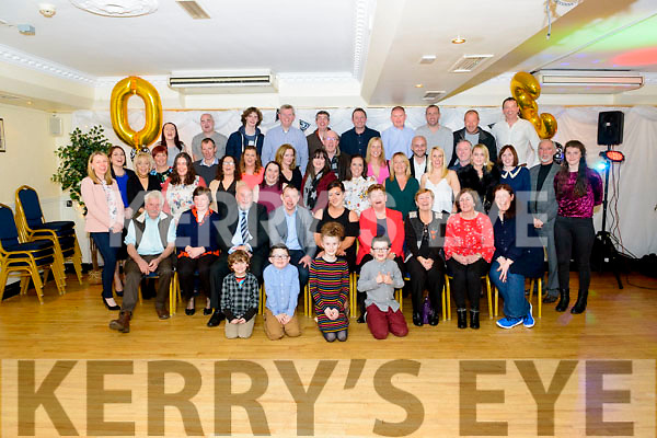 Adele O'Sullivan from Beaufort celebrated her 30th birthday surrounded by friends and family in the Inn Between Bar, Beaufort last Friday night.