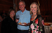 Michelle and Barry Gass (from left), Laura Underwood
