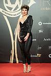 """Noelia Marlo attends """"Iris Academia de Television' awards at Nuevo Teatro Alcala, Madrid, Spain. <br /> November 18, 2019. <br /> (ALTERPHOTOS/David Jar)"""