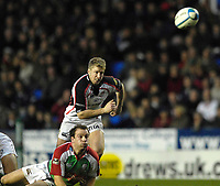Reading, GREAT BRITAIN, Nick KENNEDY, during the third round Heineken Cup game, London Irish vs Ulster Rugby, at the Madejski Stadium, Reading ENGLAND, Sat 09.12.2006. [Photo Peter Spurrier/Intersport Images]..