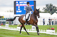 2-AUS-RIDERS: 2015 GBR-Land Rover Burghley CCI4*