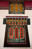 Art in monastery architecture, Sikkim, India