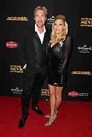 08 February 2019 - Hollywood, California - David AR White, Andrea Logan. 27th Annual Movieguide Awards Gala held at the Universal Hilton Hotel. Photo Credit: Faye Sadou/AdMedia