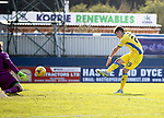 Inverness Caley v St Johnstone…08.04.17     SPFL    Tulloch Stadium<br />Graham Cummins makes it 3-0<br />Picture by Graeme Hart.<br />Copyright Perthshire Picture Agency<br />Tel: 01738 623350  Mobile: 07990 594431