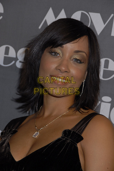 SHELLI BOONE.The 15th Annual Movieguide Faith and Values Awards held at the Beverly Wilshire Hotel, Beverly Hills, California, USA..February 20th, 2007.headshot portrait eyeshadow makeup make-up make up.CAP/ADM/GB.©Gary Boas/AdMedia/Capital Pictures