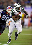3 December 2009: New York Jets' wide receiver Jerricho Cotchery in action against the Buffalo Bills at the Rogers Centre in Toronto, Ontario, Canada. The Jets defeated the Bills 19-13. Mandatory Credit: Ed Wolfstein Photo
