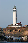 Pigeon Point Light Station.   Brochure Edit.  Frank Balthis