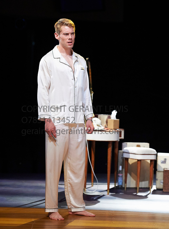 Sweet Bird Of Youth by Tennessee Williams, directed by Jonathan Kent. With Brian J smith as Chance Wayne. Opens at The Chichester Festival Theatre on 9/6/17.
