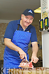 John Griffin pictured at John Griffin's Butchers in Ross's Mace, Ballyduff on Friday.