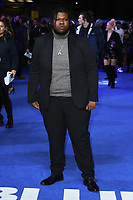 "Kadeem Ramsay<br /> arriving for the ""Blue Story"" premiere at the Curzon Mayfair, London.<br /> <br /> ©Ash Knotek  D3534 14/11/2019"