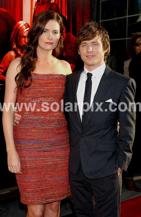 "**ALL ROUND PICTURES FROM SOLARPIX.COM**                                 **WORLDWIDE SYNDICATION RIGHTS EXCEPT FOR USA & CANADA - NO PUBLICATION IN USA & CANADA**                   Caption: HBO's ""True Blood"" Season 4 Premiere. ArcLight Cinemas - Hollywood, CA, USA Tuesday 21 June, 2011                                                                                         This pic: Marshall Allman                                                                                          JOB REF: 13598      GLS       DATE: 21_06_2011                                                            **MUST CREDIT SOLARPIX.COM OR DOUBLE FEE WILL BE CHARGED**                                                                        **MUST NOTIFY SOLARPIX OF ONLINE USAGE**                 **CALL US ON: +34 952 811 768 or LOW RATE FROM UK 0844 617 7637**"