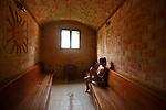 Balneario de Archena. Sauna Azteca.