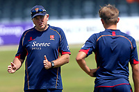 Essex head coach Chris Silverwood during Essex CCC vs Middlesex CCC, Specsavers County Championship Division 1 Cricket at The Cloudfm County Ground on 26th June 2017