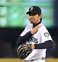 Hisashi Iwakuma (Mariners),.MAY 26, 2013 - MLB :.Pitcher Hisashi Iwakuma of the Seattle Mariners during the baseball game against the Texas Rangers at Safeco Field in Seattle, Washington, United States. (Photo by AFLO)
