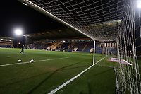General view of the ground during Colchester United vs Forest Green Rovers, Sky Bet EFL League 2 Football at the JobServe Community Stadium on 12th March 2019