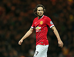 Daley Blind of Manchester United - FA Cup Fifth Round - Preston North End  vs Manchester Utd  - Deepdale Stadium - Preston - England - 16th February 2015 - Picture Simon Bellis/Sportimage